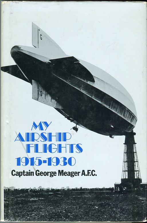 Image for My Airship Flights 1915- 1930