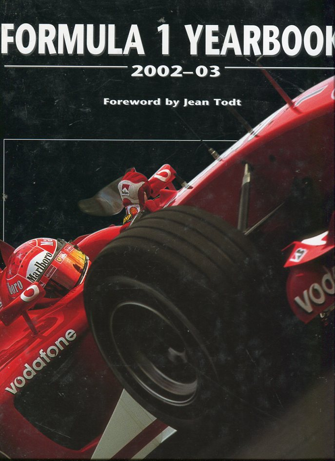 Image for Formula 1 Yearbook 2002- 03
