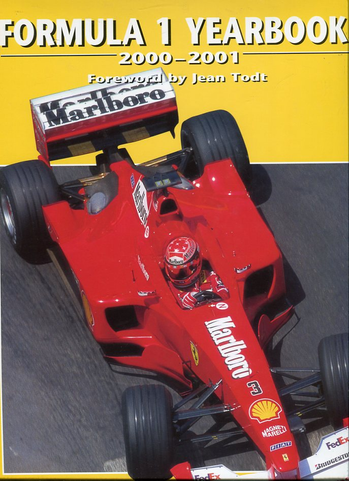Image for Formula 1 Yearbook 2000- 2001