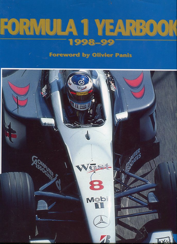 Image for Formula 1 Yearbook 1998- 99