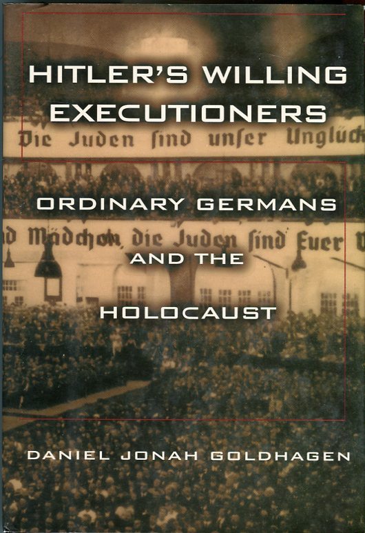 Image for Hitler's Willing Executioners: Ordinary Germans and the Holocaust