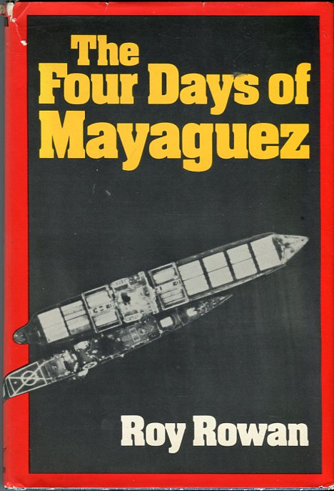 Image for The Four Days of Mayaguez