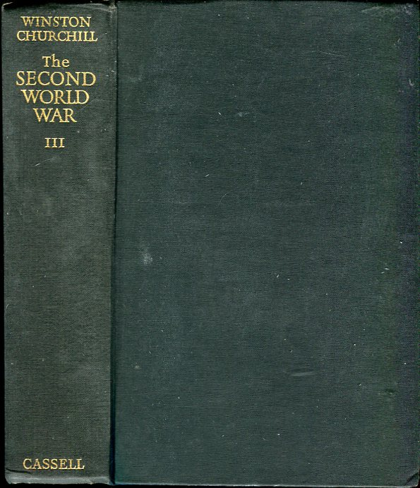 Image for The Second World War: Volume III, The Grand Alliance