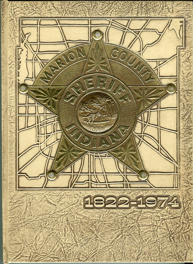 Image for Marion County (Indiana) Sheriff's Department 1822- 1974