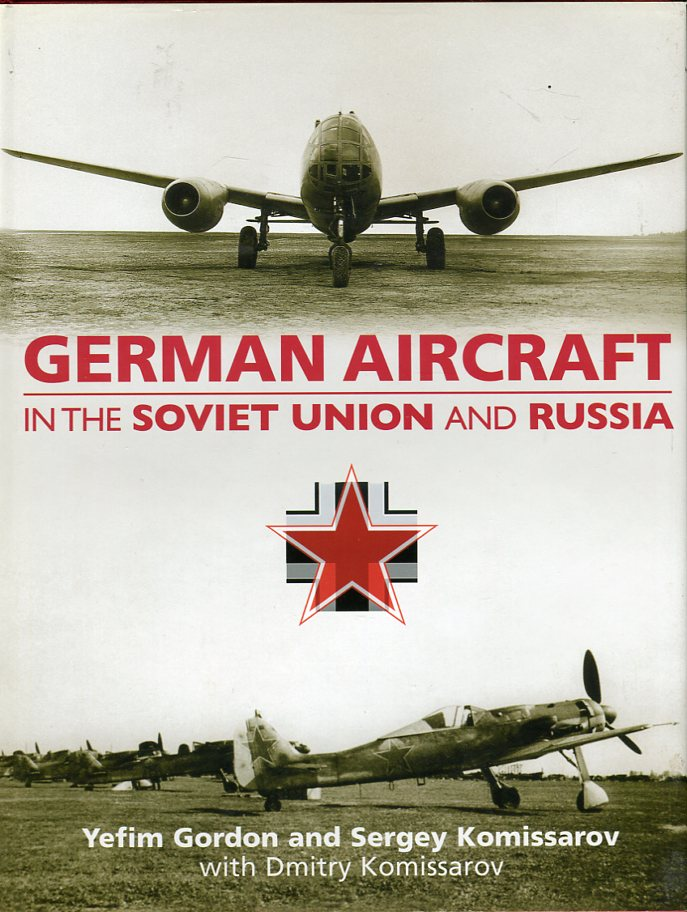 Image for German Aircraft in the Soviet Union and Russia