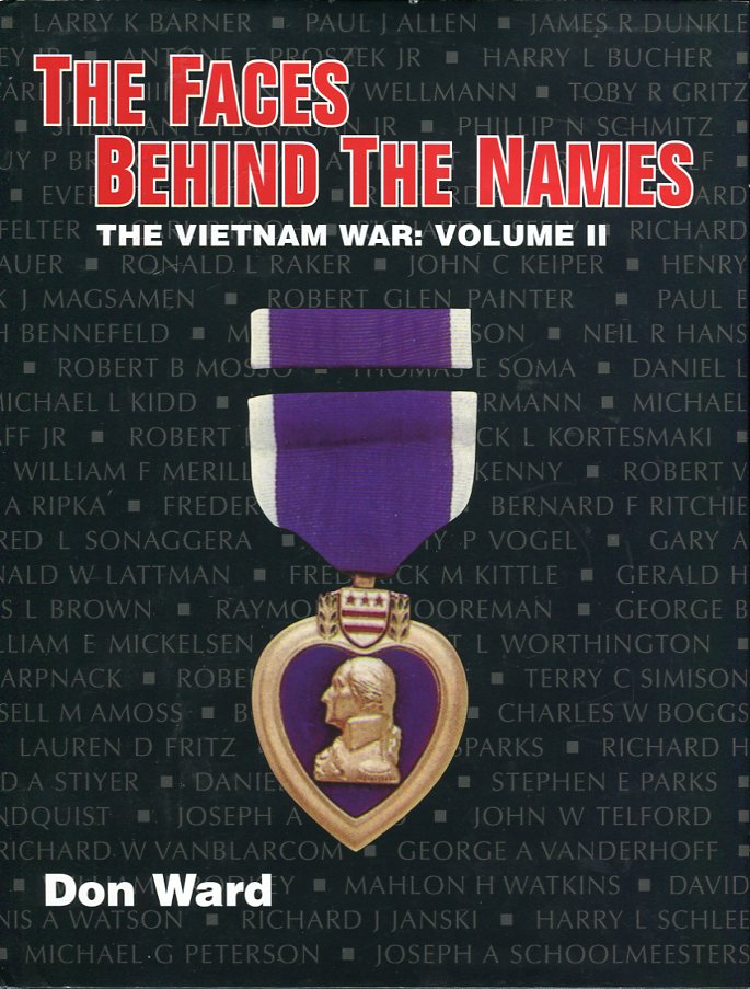 Image for The Faces Behind the Names: The Vietnam War: Volume II