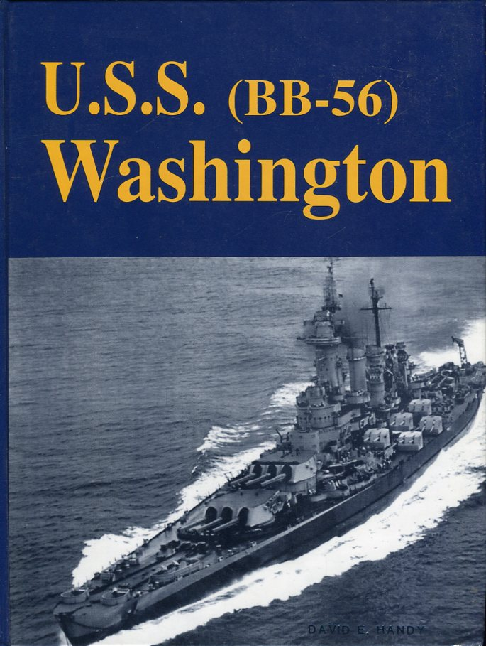 Image for U.S.S. (BB- 56) Washington