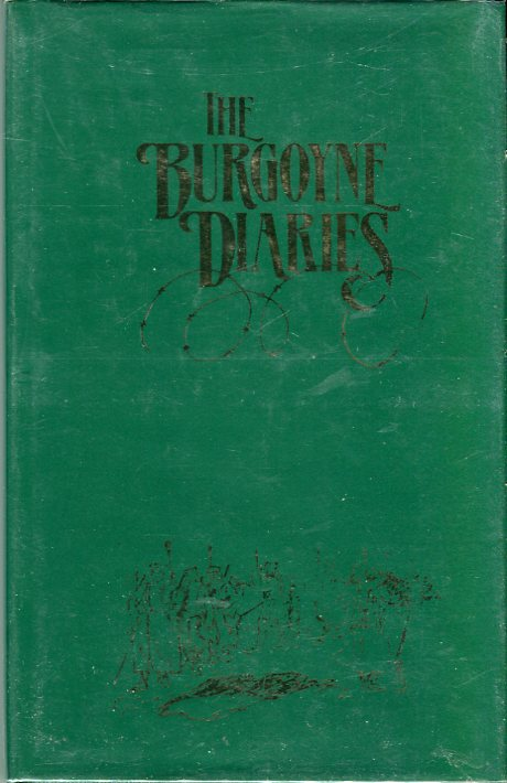 Image for The Burgoyne Diaries