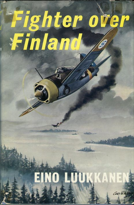 Image for Fighter Over Finland: The Memoirs of a Fighter Pilot