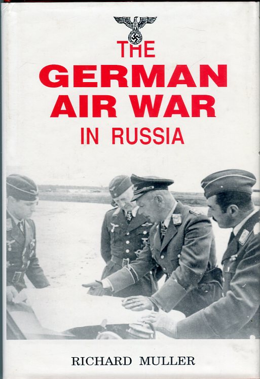 Image for The German Air War in Russia