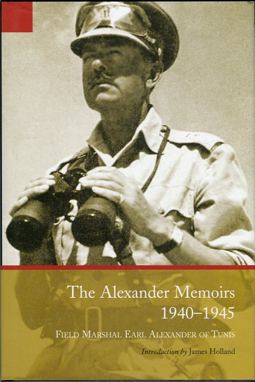 Image for The Alexander Memoirs 1940- 1945