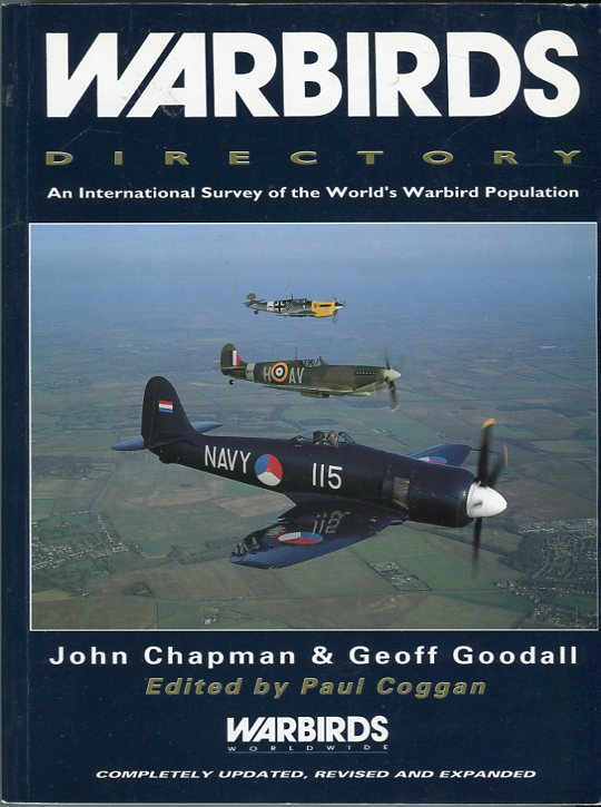 Image for Warbirds Directory: An International Survey of the World's Warbird Population
