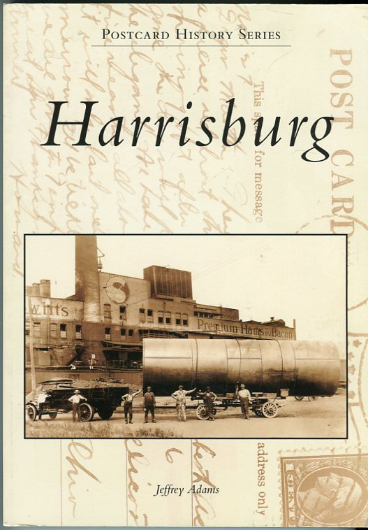Image for Harrisburg (Pennsylvania) (Postcard History Series)