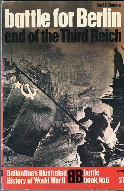 Image for Battle for Berlin: End of the Third Reich (BB Battle Book No. 6)