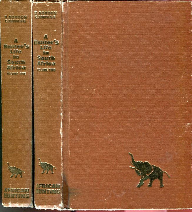 Image for A Hunter's Life in South Africa (2 Volumes) (African Hunting Reprint Series)