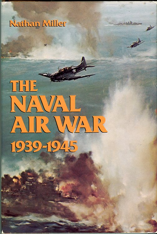 Image for The Naval Air War 1939- 1945