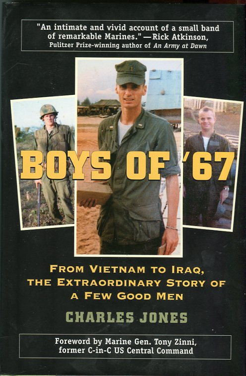 Image for Boys of '67: From Vietnam to Iraq, the Extraordinary Story of a Few Good Men