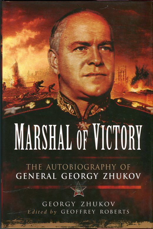 Image for Marshal of Victory: The Autobiography of General Georgy Zhukov