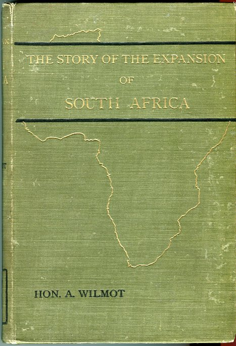 Image for The Story of the Expansion of South Africa