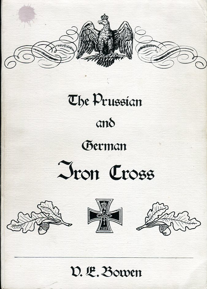 Image for The Prussian and German Iron Cross
