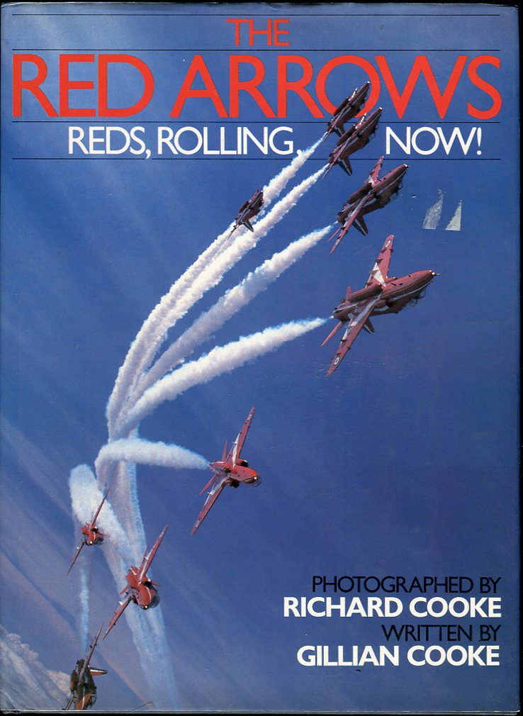 Image for The Red Arrows: Reds, Rolling, Now!