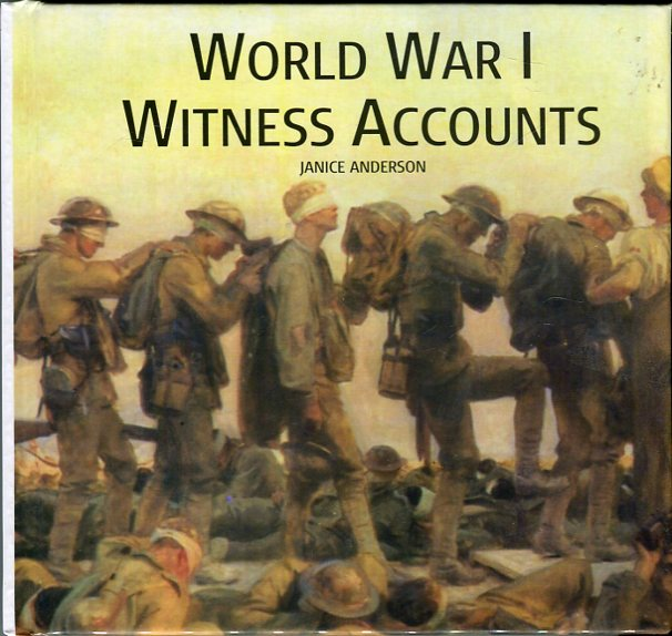 Image for World War I Witness Accounts