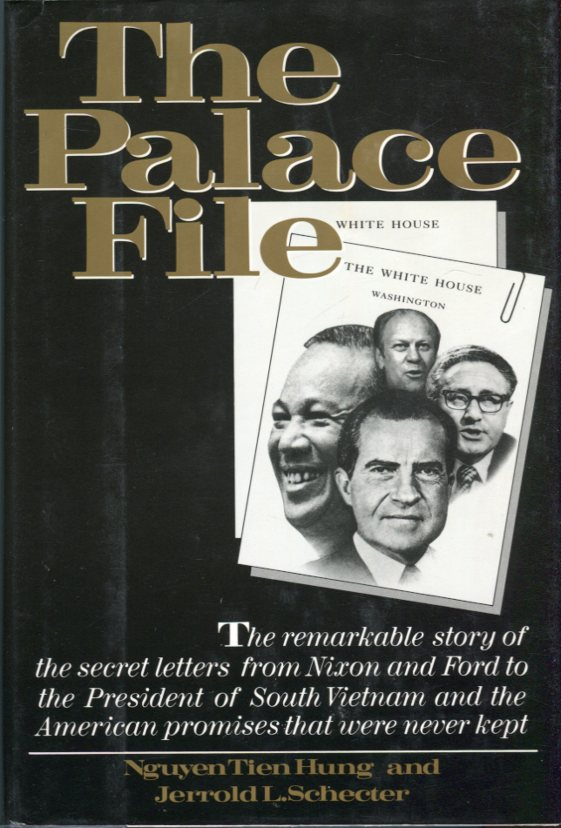 Image for The Palace File