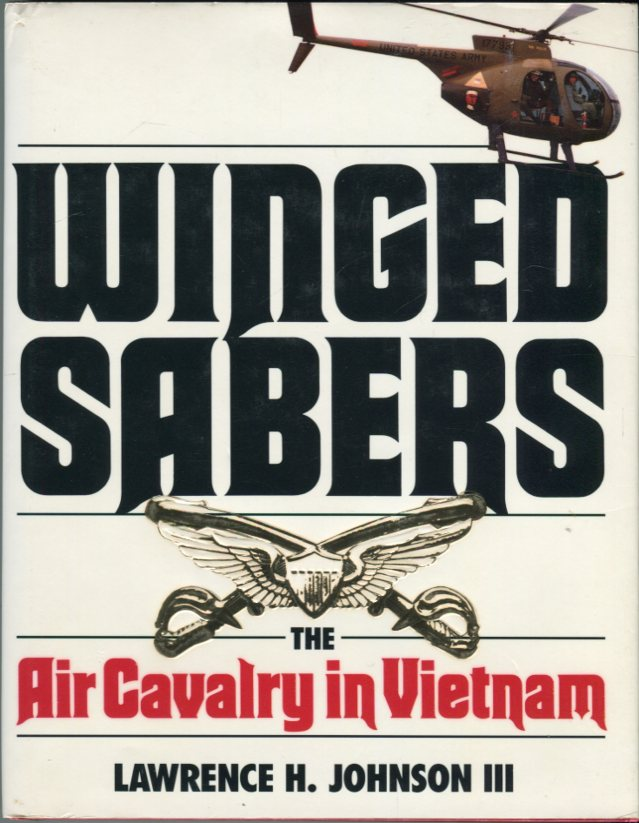 Image for Winged Sabers: The Air Cavalry in Vietnam