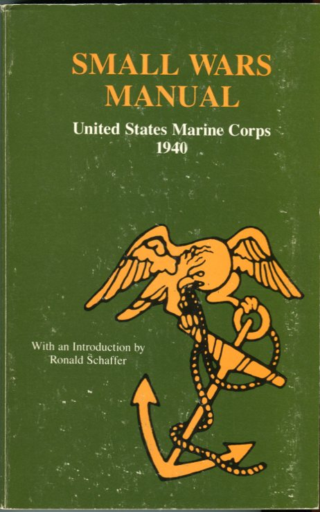 Image for Small Wars Manual, United States Marine Corps 1940