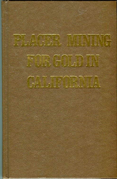 Image for Placer Mining for Gold in California