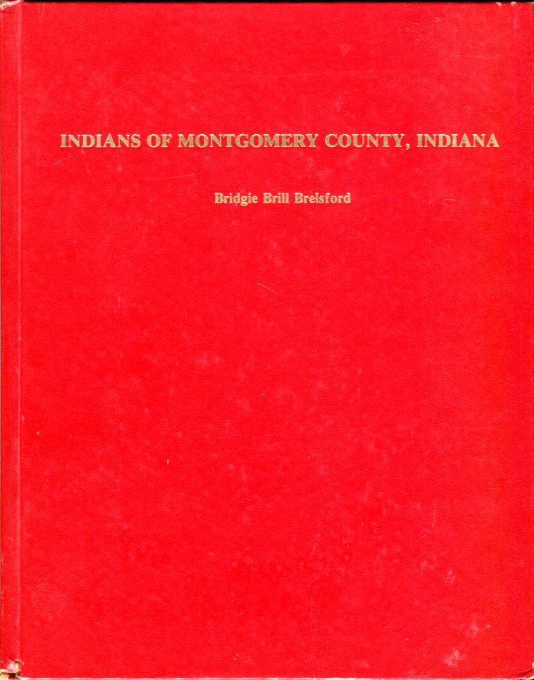 Image for Indians of Montgomery County, Indiana