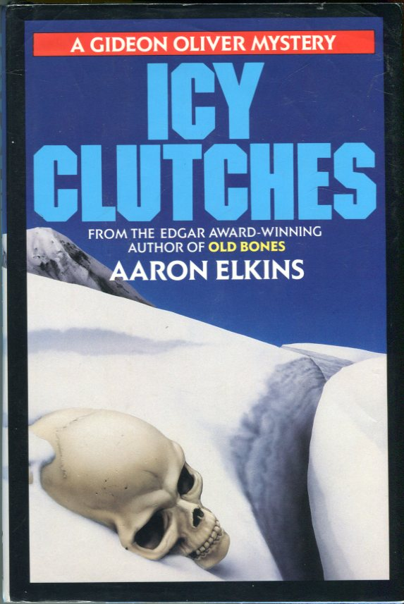 Image for Icy Clutches: A Gideon Oliver Mystery