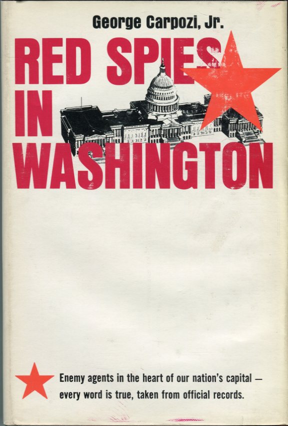 Image for Red Spies in Washington
