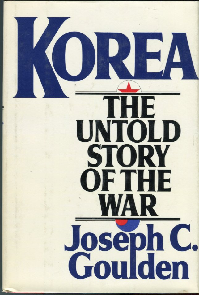 Image for Korea: The Untold Story of the War