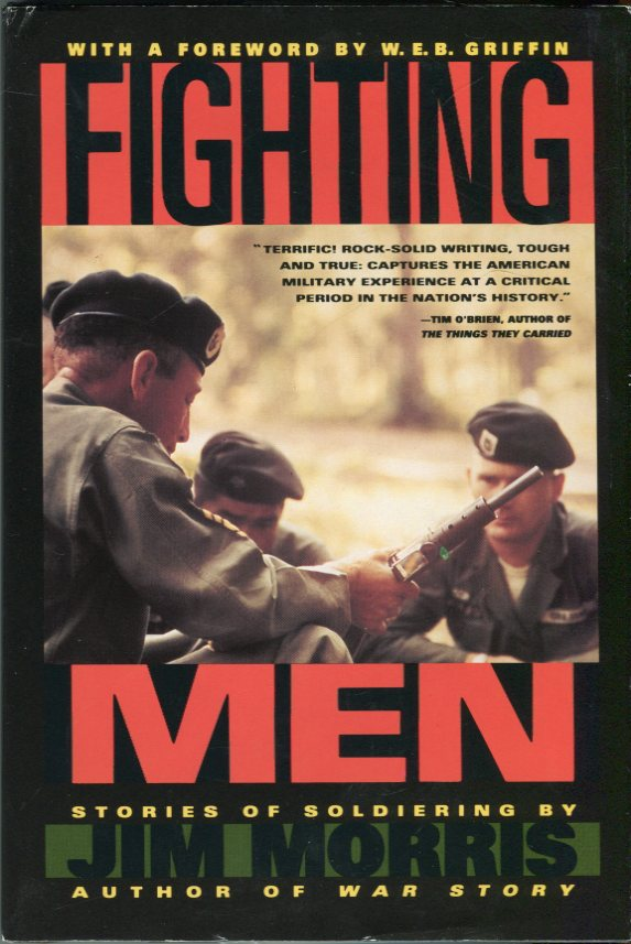 Image for Fighting Men: Stories of Soldiering