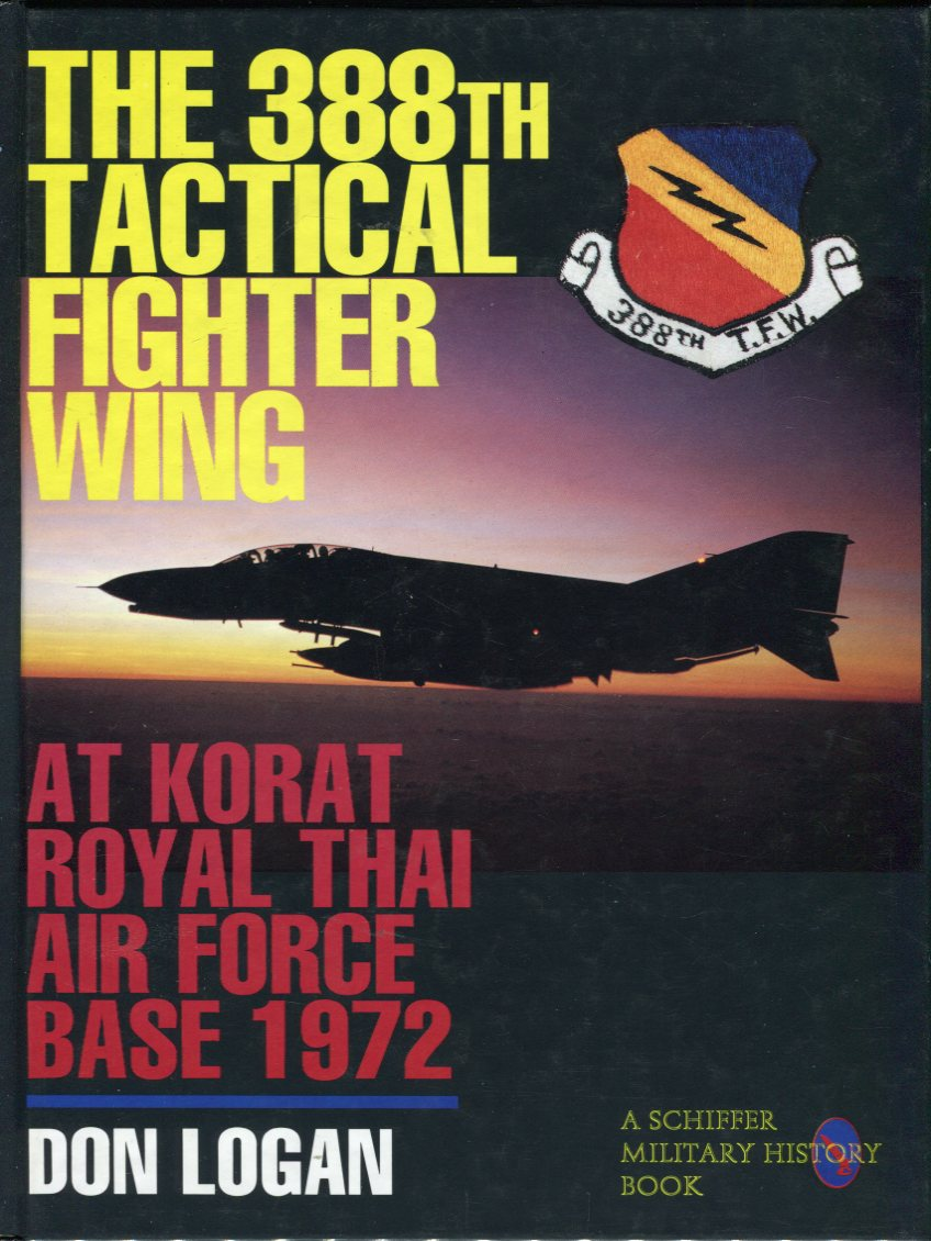 Image for The 388th Tactical Fighter Wing at Korat Royal Thai Air Force Base 1972