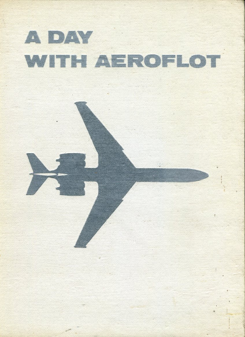 Image for A Day with Aeroflot