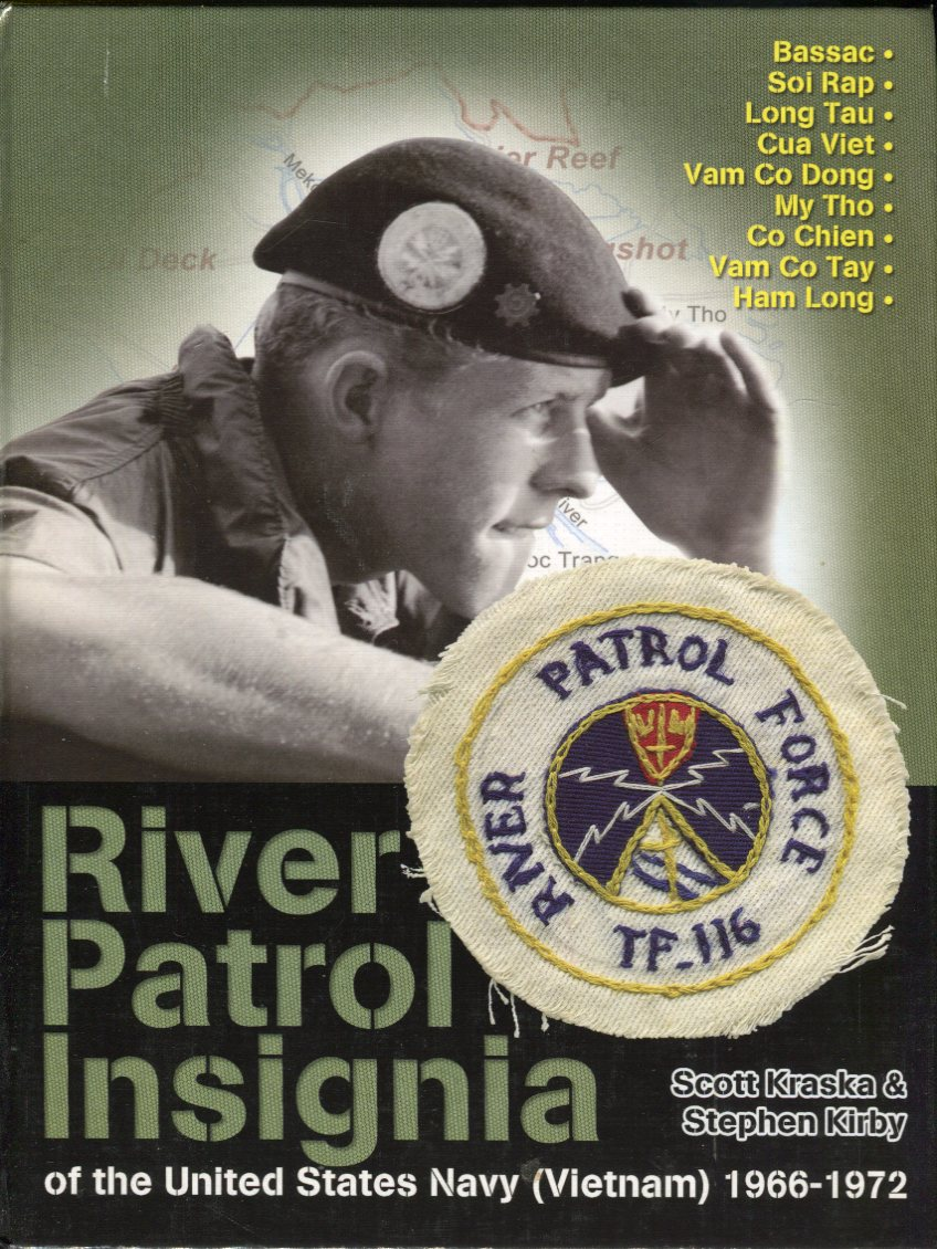 Image for River Patrol Insignia of the United States Navy (Vietnam) 1966- 1972