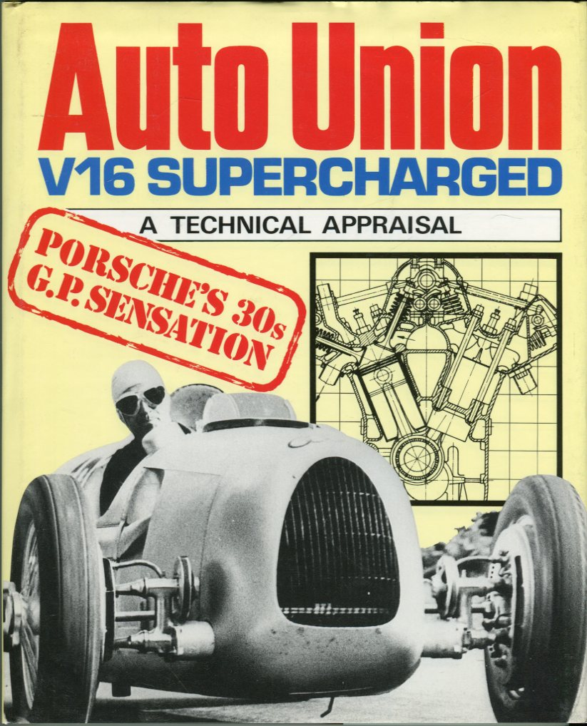 Image for Auto Union V16 Supercharged: A Technical Appraisal