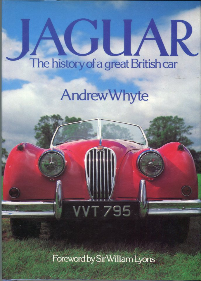 Image for Jaguar: The History of a Great British Car