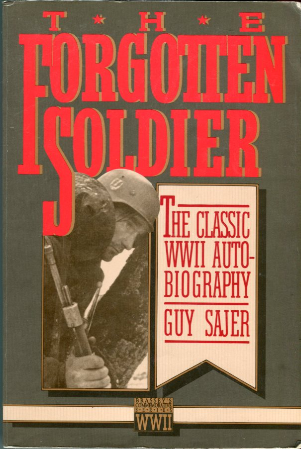 Image for The Forgotten Soldier: The Classic WWII Autobiography (Brassey's Commemorative Series WWII)