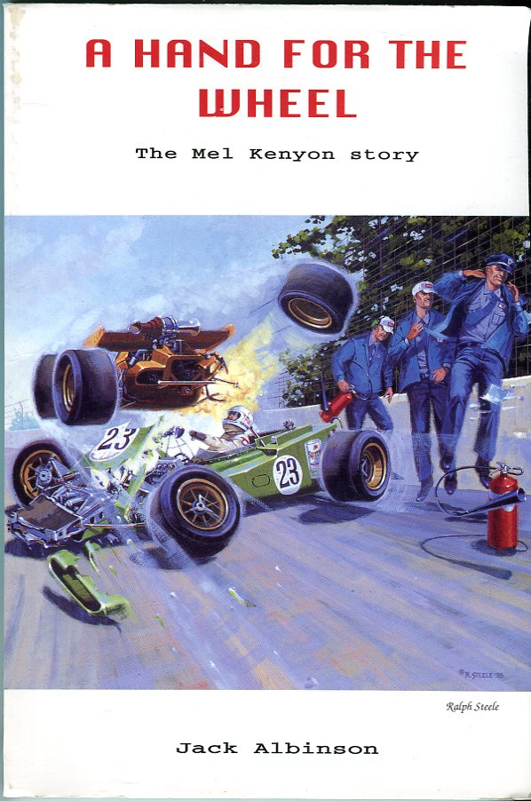 Image for A Hand for the Wheel: The Mel Kenyon Story