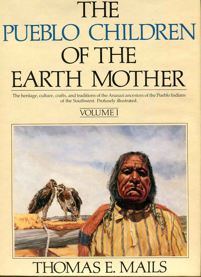 Image for The Pueblo Children of the Earth Mother, Volume 1 (of 2)