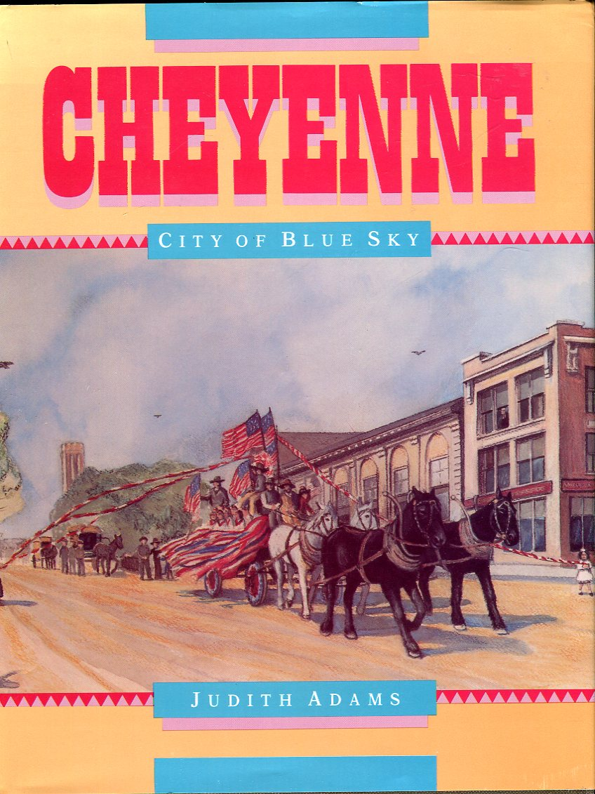 Image for Cheyenne (Wyoming): City of Blue Sky
