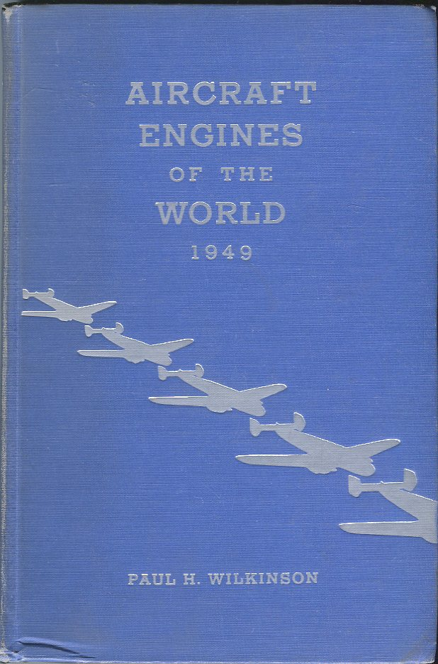 Image for Aircraft Engines of the World 1949