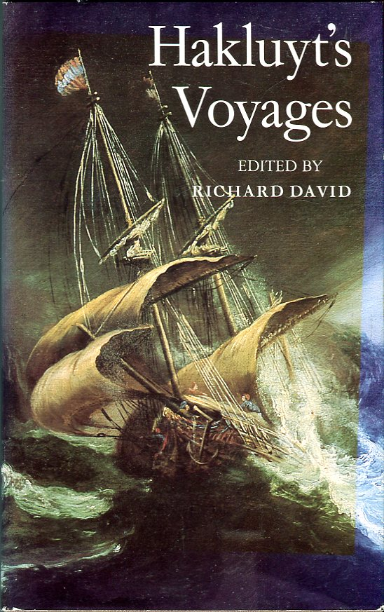 Image for Hakluyt's Voyages: A Selection