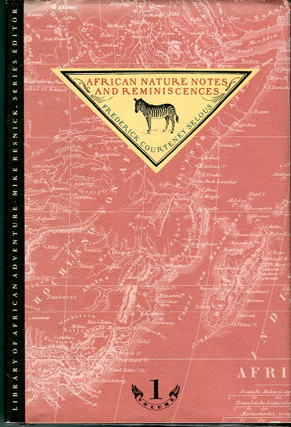 Image for African Nature Notes and Reminiscences (Library of African Adventures Series, No. 1)