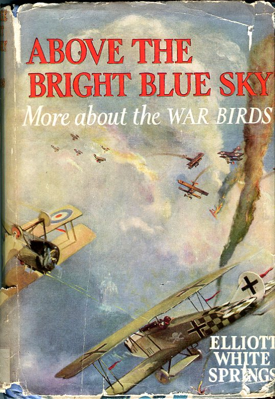 Image for Above the Bright Blue Sky: More About the War Birds