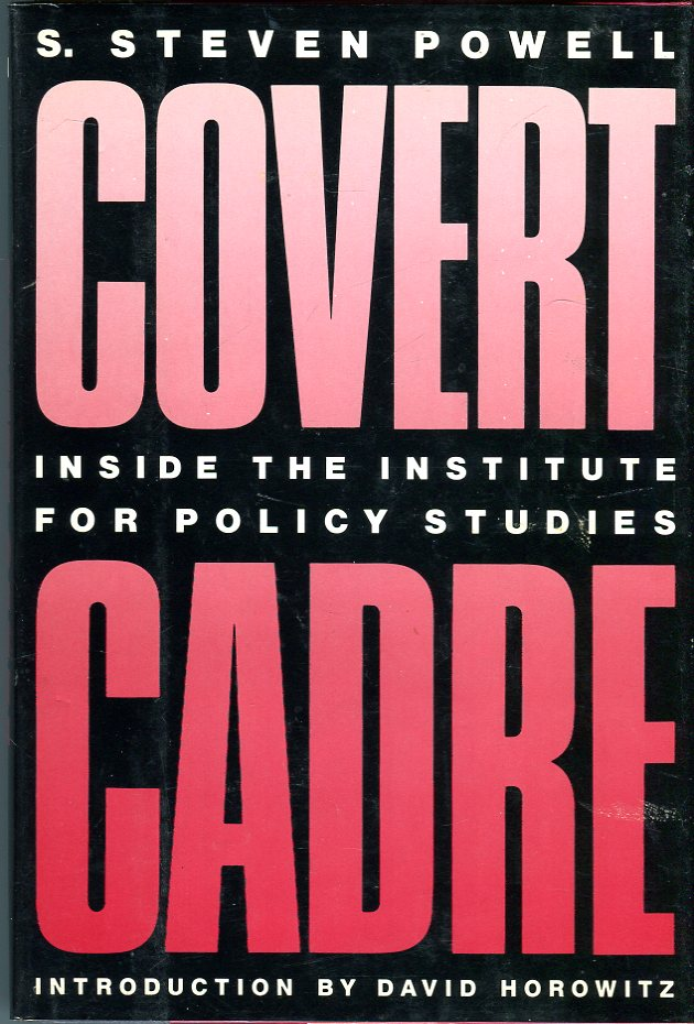 Image for Covert Cadre: Inside the Institute for Policy Studies