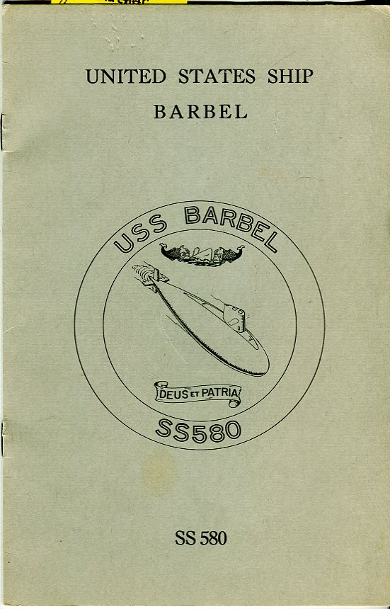 Image for United States Ship Barbel SS 580